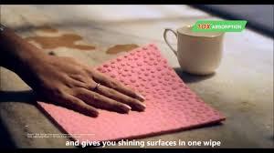 scotch brite sponge wipe u2013 paapi paani youtube