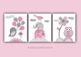 kinderzimmer grau rosa rosa und grau kinderzimmer dekor kindergarten kunst
