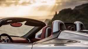 porsche spyder james dean 2016 porsche boxster spyder review and test drive with horsepower