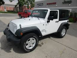 jeep cars white white jeep wrangler in idaho for sale used cars on buysellsearch