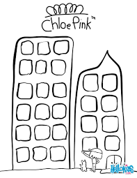 skyscrapers coloring pages hellokids com