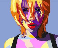 tutorial wpap photoshop 7 how to create pop art wpap style portrait in illustrator graphic