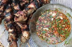 cuisine thaï pour débutants recette sauce thaï pour viande chef jevto bond