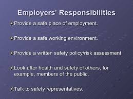 work based learning u0026 health and safety act 1974