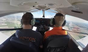 bgsu puts students in the pilot u0027s seat the blade