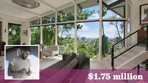Adam Style House by Actor Adam Goldberg Lists His Midcentury Home In Los Feliz For