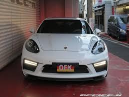 Porsche Panamera Custom - new porsche panamera gts customized by office k in japan