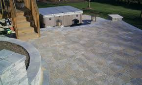 Patio Paver Base Material by Nj U0026 Pa Paver Installation Experts Walkway Patio U0026 Driveway