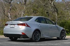 lexus is350 vs infiniti g37 vs bmw 335i 2014 lexus is350 f sport update autoblog
