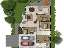 Free Home Design Software No Download by Awesome 3d Floor Plans For Small Or Medium House Plan Clipgoo Blog