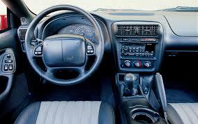 1999 Camaro Interior 2002 Chevrolet Camaro Ss Vs 2001 Ford Svt Mustang Cobra