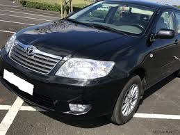 used toyota nze 2004 nze for sale vacoas toyota nze sales