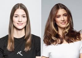 Frisuren Lange Haare Vorher Nachher by Bildergalerie Vorher Nachher By Keller