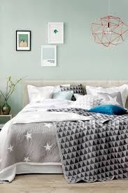 Grey Cream And White Bedroom Mint And Black Bedroom White Sofa Wooden Headboard Grey Curtains