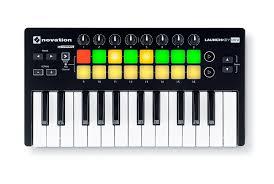 amazon com novation launchkey mini 25 note usb keyboard