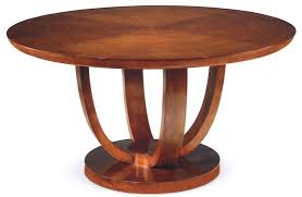 Amish Dining Tables Round Pedestal Dining Table Amish Furniture Mommyessence Hooker