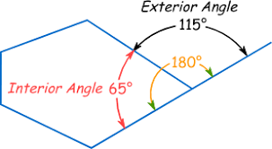 Interior Angle Sum Of A Decagon Interior Angles Of Polygons