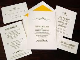 mountain wedding invitations mountain style letterpress wedding invitation chic ink