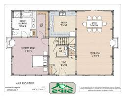 open floor plan design pretty ideas 10 open plan small house homes floor plans homepeek