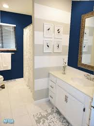 Blue And Brown Bathroom Sets Navy Blue And Brown Bathroom U2013 Home Design And Decorating