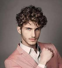 thin long permed hair is it ok for men to get perms can a perm look really good on a