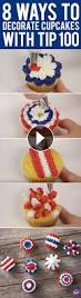 learn 8 ways to decorate cupcakes with wilton tip 105 youtube