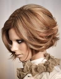 volume bob hair natural shades of the red hair classic bob hair big volume