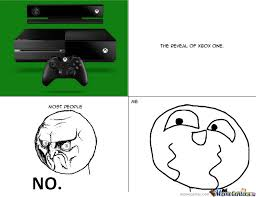 Xbox One Meme - xbox one by musclemanftw meme center