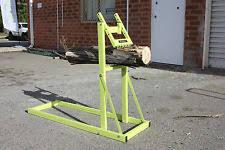 Log Saw Bench Pto Portable Saw Bench With Log Splitter Mini Firewood Processor