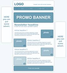 creating a personalized newsletter template 1 u00261