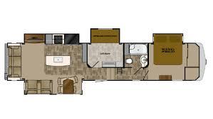 montana cers floor plans bighorn fifth wheel floor homedecorate tk