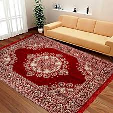 buy ab home decor velvet touch abstract chenille carpet 7 feet buy ab home decor velvet touch abstract chenille carpet 7 feet length x 5 feet width maroon online at low prices in india amazon in