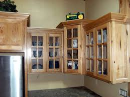Natural Hickory Kitchen Cabinets Hickory