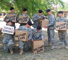 care packages for what to guide