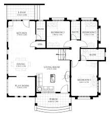 floor plan for small house simple house designs plan simple house designs floor