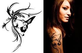 tattoo design hummingbird by ninaschee on deviantart