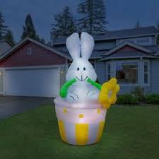 Easter Bunny Lawn Decoration Kit by Sheena Smith Sheena8480 On Pinterest