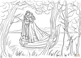juliet dream coloring page free printable coloring pages
