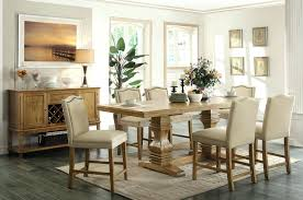 casual country dining room furniture sets chairs with wheels table