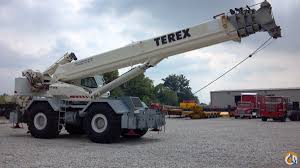 rt1100 rough terrain crane crane for sale in owensboro kentucky on