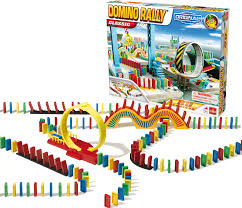 original domino rally is back original and new pirate series by