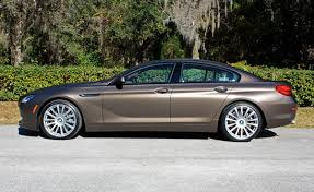 2012 bmw 640i gran coupe 2013 bmw 640i gran coupe ridelust review