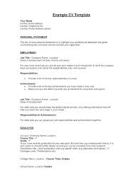 profile exles for resumes exle resume profile
