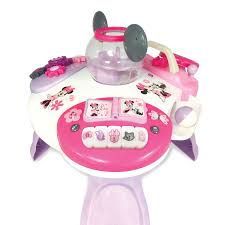minnie mouse u0026 friends delight u0026 discover activity table disney baby