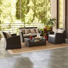 Wicker Patio Conversation Sets Patio Conversation Sets Home Design By Fuller