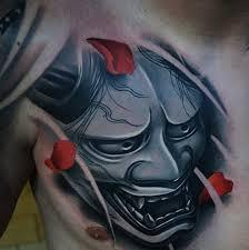 hannya mask tattoo black and grey image result for hannya mask flowers collection 2017 pinterest
