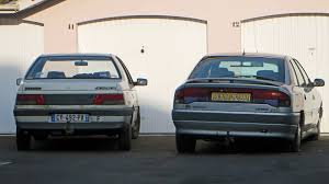 File Peugeot 405 And Renault Safrane France 19244365371 Jpg