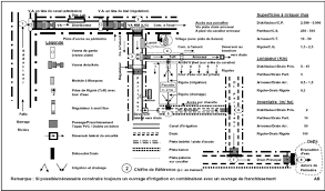 bureau d ude topographique memoire etudes d avant projet détaillé de l aménagement de