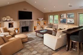 klein wohnzimmer einrichten brauntne ideen zum wohnzimmer einrichten in neutralen farben