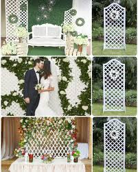 lattice trellis backdrop click for prices u003e u003e amethyst wedding
